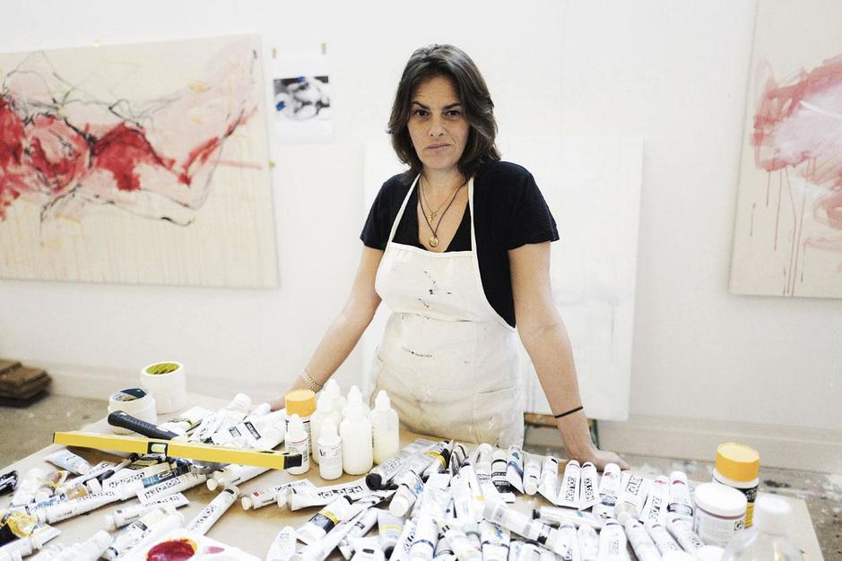 Kunstenares Tracey Emin strijdt tegen kanker: 'Alsof ik wist dat er iets vreselijks op me afkwam'