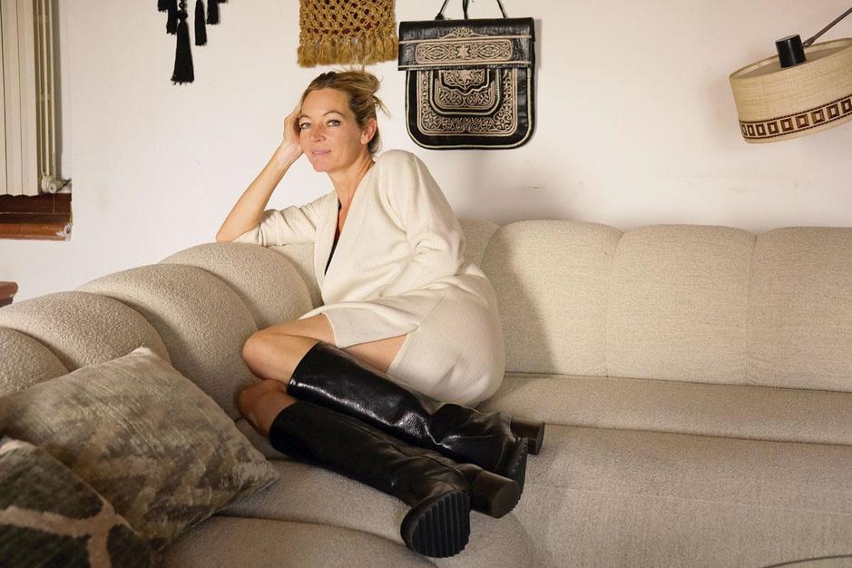 Ontwerpster Ellen Verbeek emigreert naar Italië: 'Ik moet hier een heel nieuw leven opbouwen'