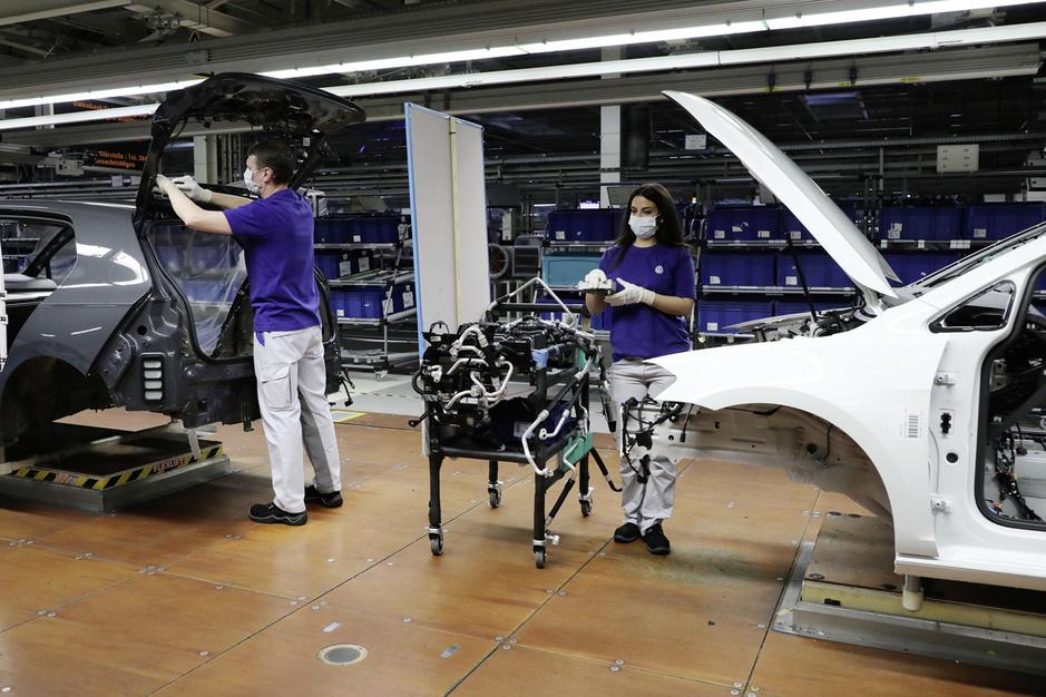 Heropstarten autoproductie is gemakkelijker gezegd dan gedaan