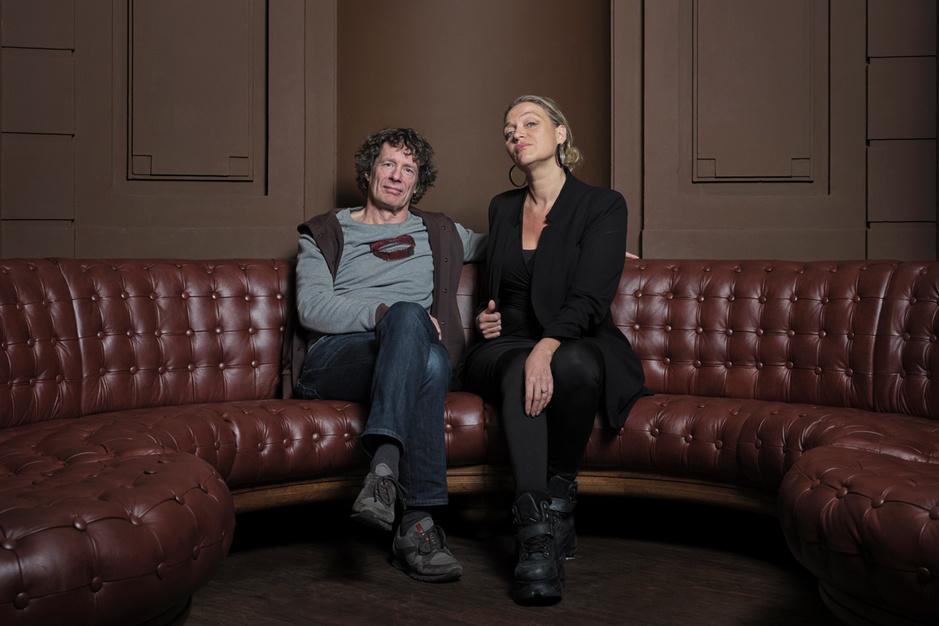 Dirk Draulans en Stella Bergsma: 'Laat vrouwen vaker een klootzak zijn'