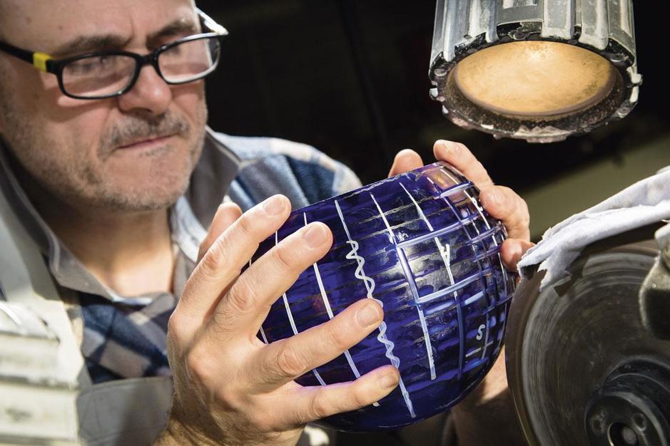 Boules de cristal: dans les coulisses du Val Saint Lambert (En images)