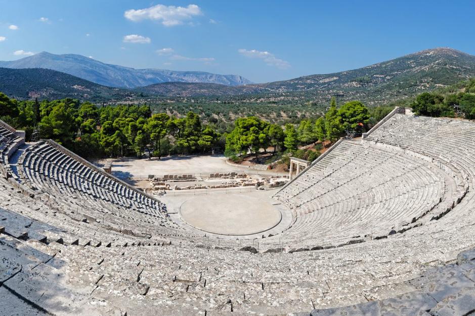 In beeld: vijftien van de mooiste amfitheaters en antieke theaters in de wereld