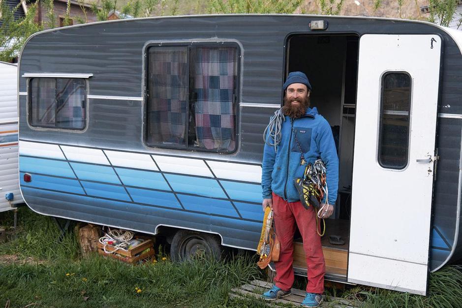 Belgische topklimmer Sean Villanueva zit pandemie uit in Patagonië: 'Voor mij is dit het paradijs'