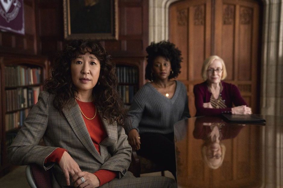 Hoe Netflixreeks The Chair het cancel-culture-debat nuanceert