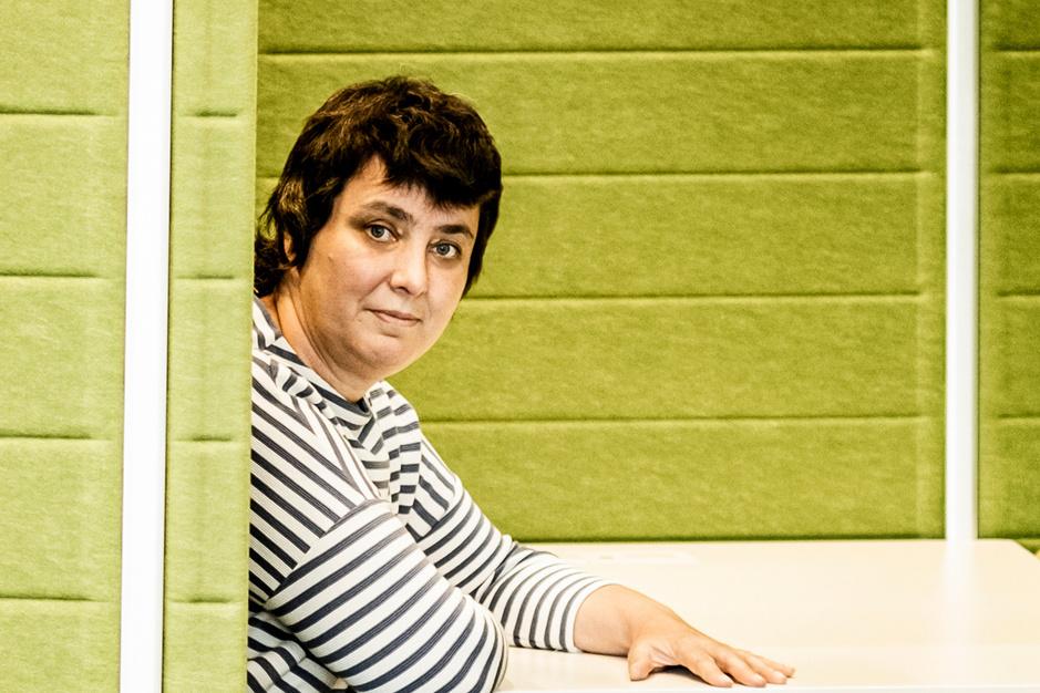 Liesbeth Van Impe werd getroffen door borstkanker: 'Chemo vergt een passieve heldenmoed'