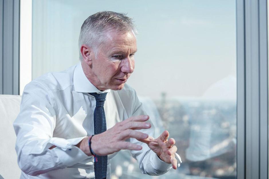 Marc Raisière (CEO Belfius): 'Een relanceplan zal maar slagen als iedereen meewerkt'