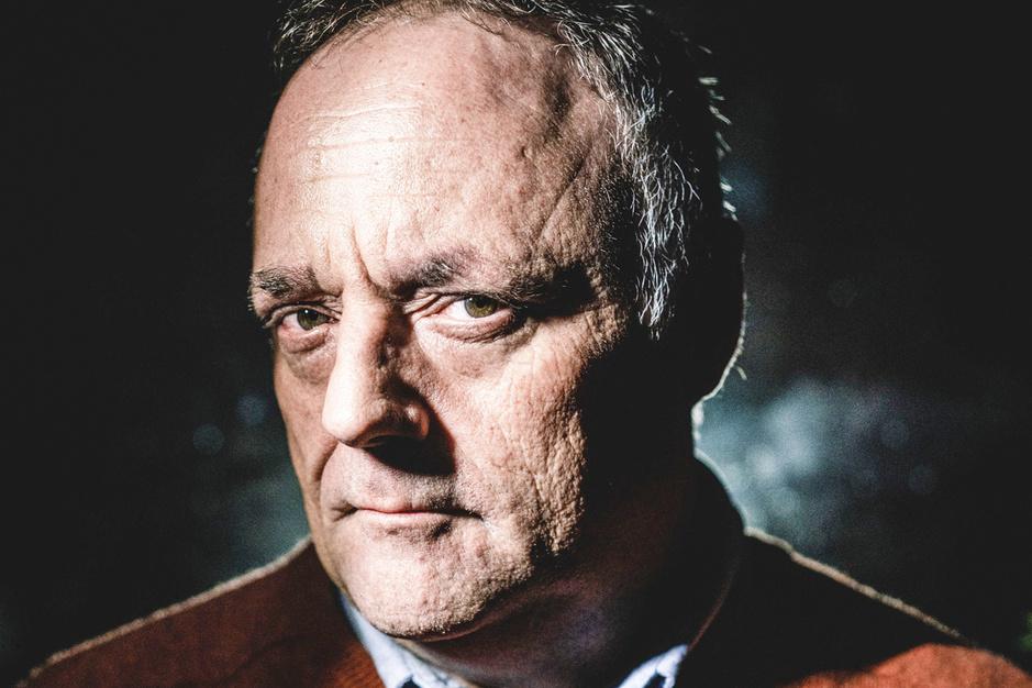 Portret van Marc Van Ranst: 'Ik heb hem één keer echt kwaad zien worden'