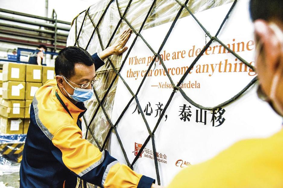 Propagandaoorlog: hoe China zijn naam van het coronavirus probeert te halen