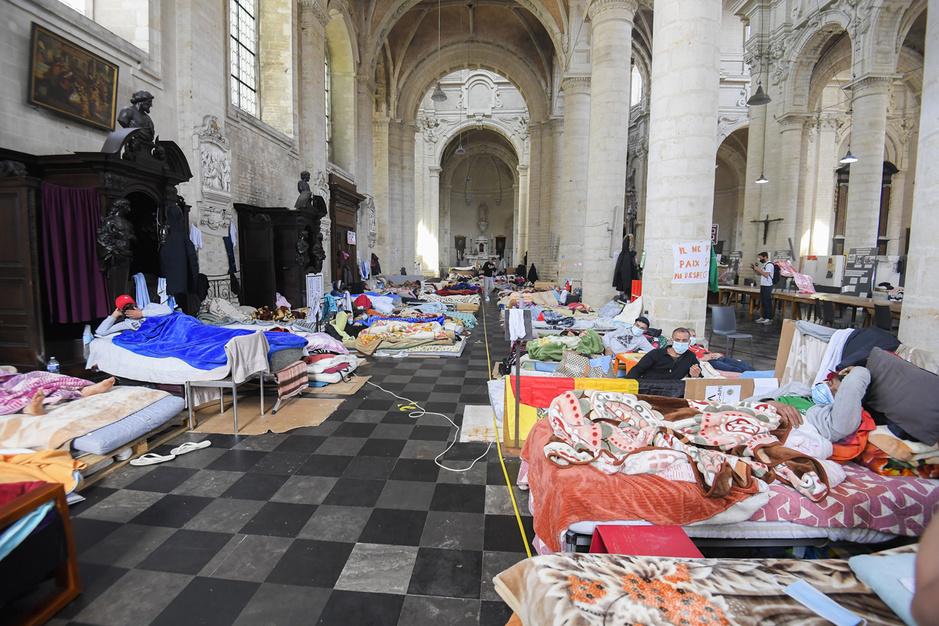 De langetermijneffecten van een hongerstaking: 'Zes jaar lang heb ik psychologische hulp nodig gehad'