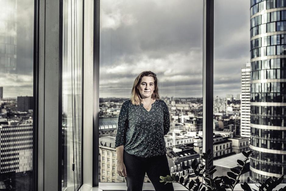 Elke Van den Brandt (Groen): 'Niets belet de Vlaamse regering om ook een kilometerheffing in te voeren'