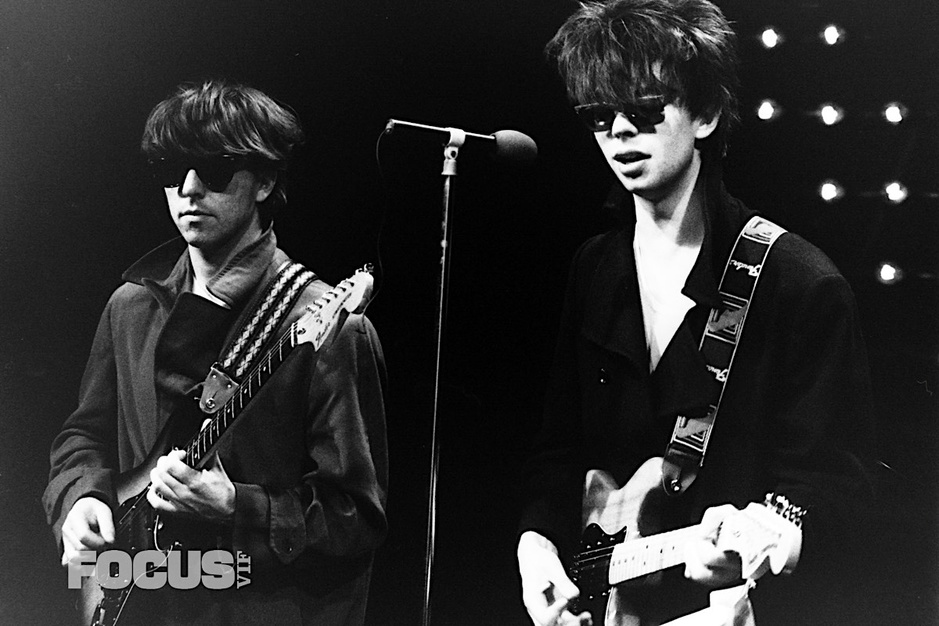"""Echo and the Bunnymen: 40 ans de """"Heaven Up Here"""""""