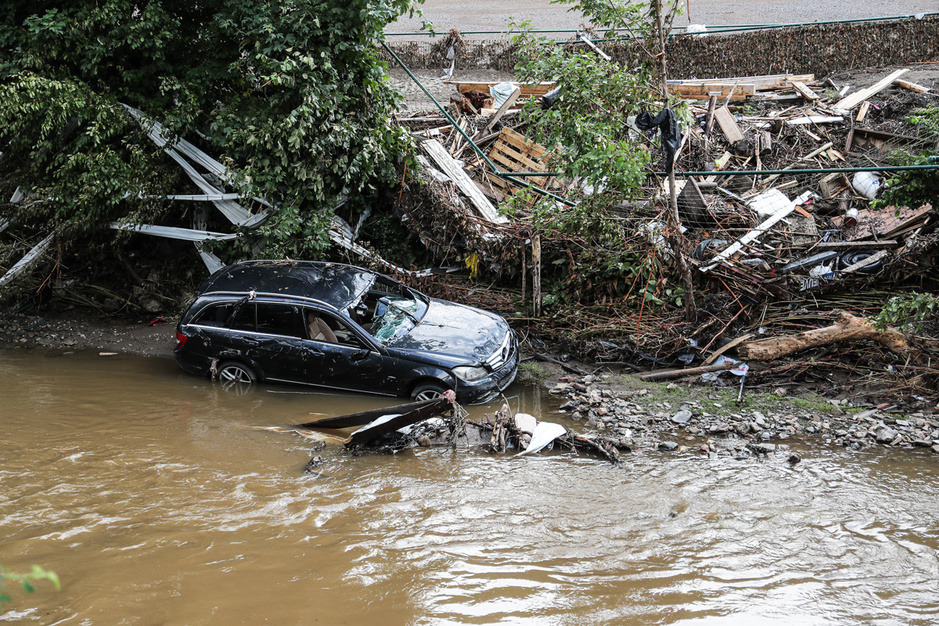 Burgemeester van het getroffen Aywaille: 'Wij hebben de Waalse overstromingskaart altijd al bekritiseerd'
