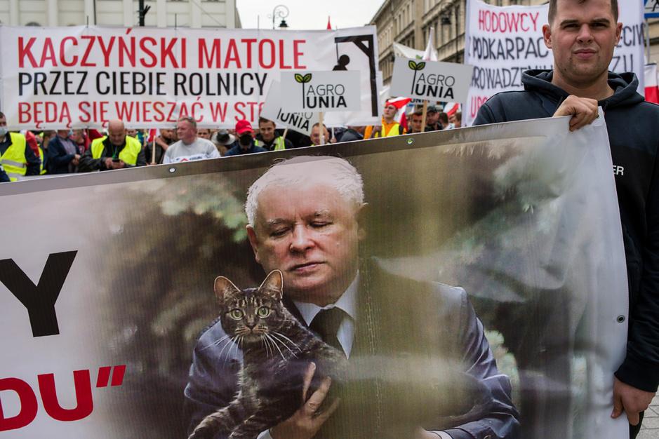 Dierenwelzijnswet doet Poolse regering wankelen