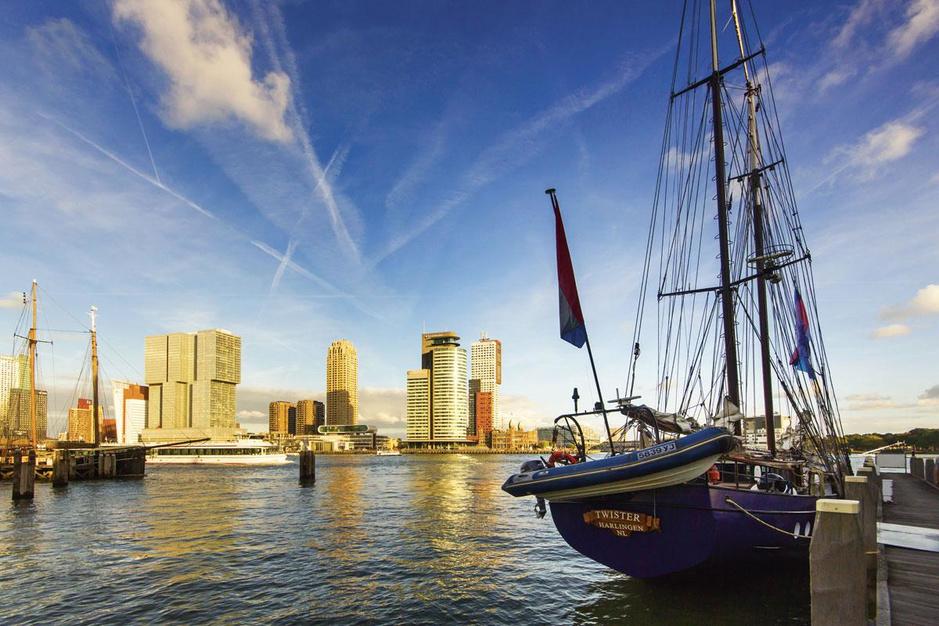 Met de zeilboot naar Londen: een vijfdaagse minicruise met een avontuurlijk randje