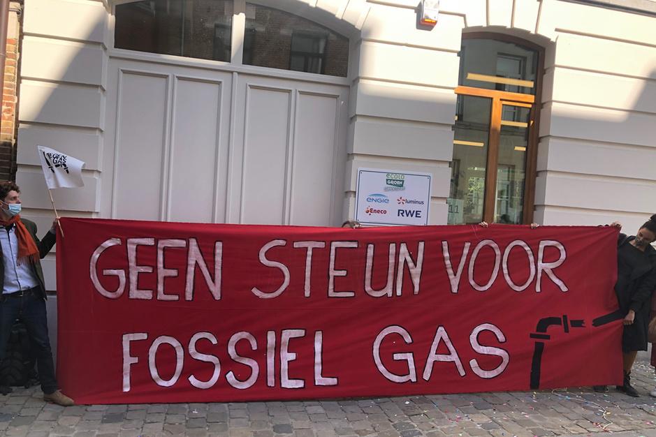Hoe N-VA en klimaatactivisten objectieve bondgenoten tegen gascentrales werden