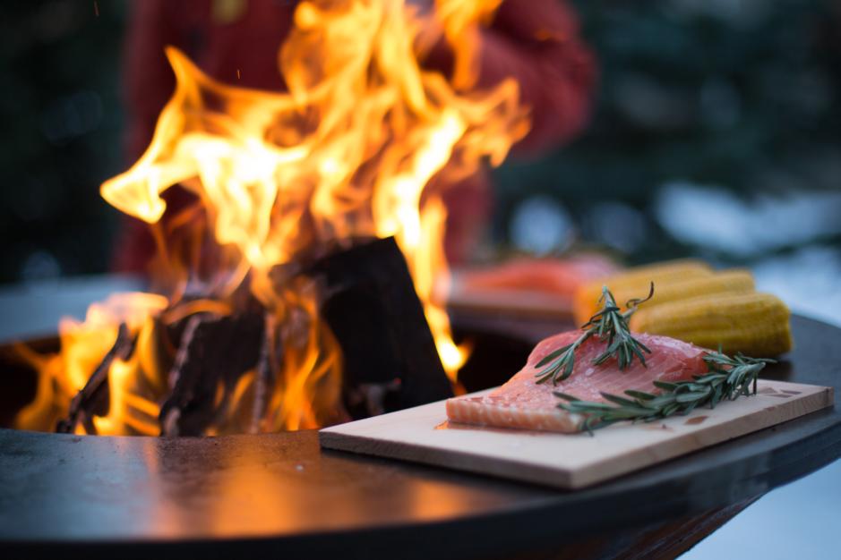 De kunst van outdoor koken