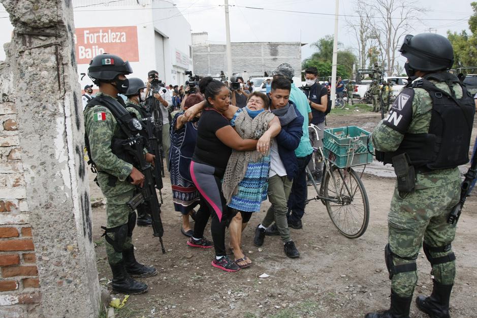 Geweld door drugskartels blijft toenemen in Mexico: 'Al wie zijn blik afwendt, is medeplichtig'