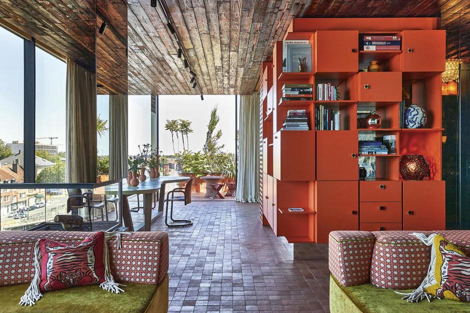 The Epic Penthouse: 'Gasten hebben het gevoel dat ze een pretpark binnenstappen'