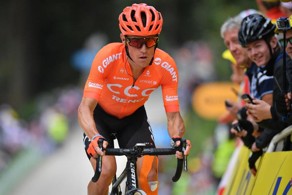 Serge Pauwels moest passen voor de Tour en mikt nu - zonder koersritme - op de Vuelta