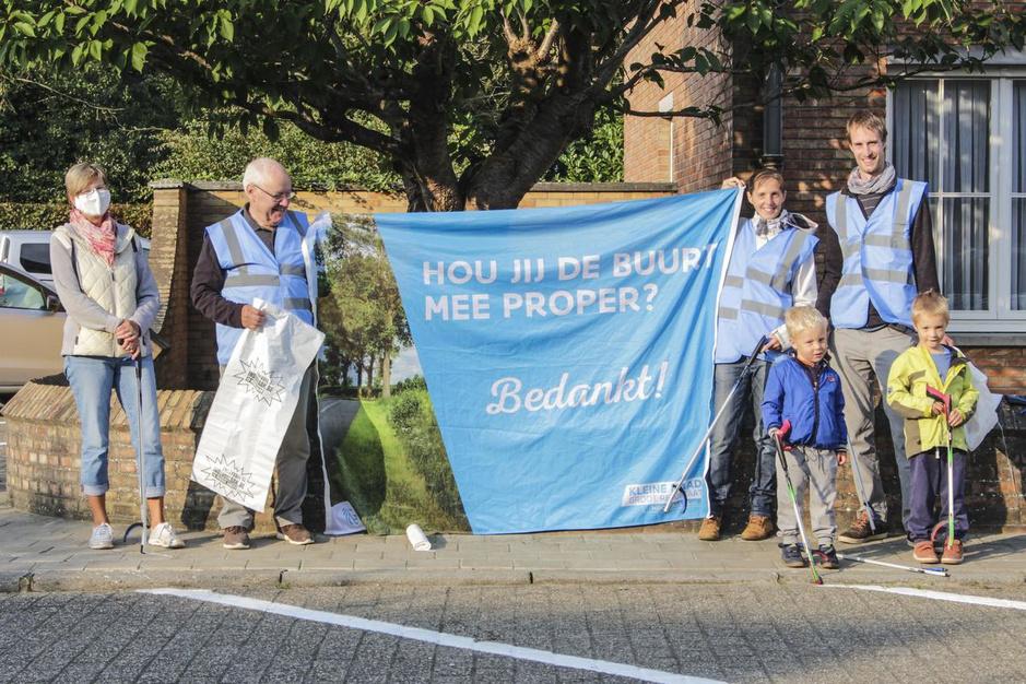 """Zaterdag op World Cleanup Day: """"Ollemolle toope voor de properste provincie"""""""