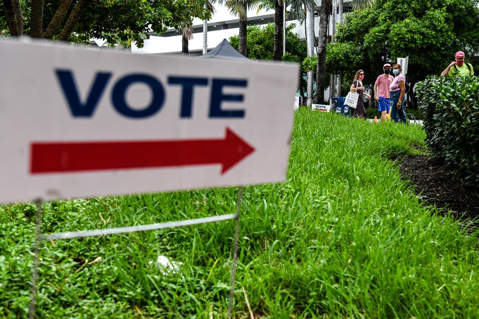 Verkiezingen in de VS: wie heeft de beste kaarten in welke 'swing state'?
