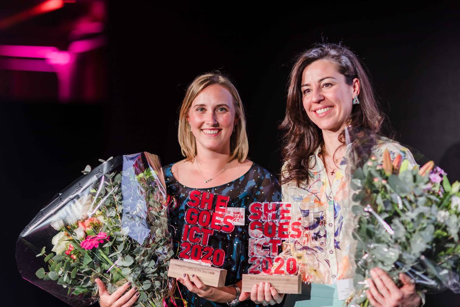 En images: She Goes ICT 2020