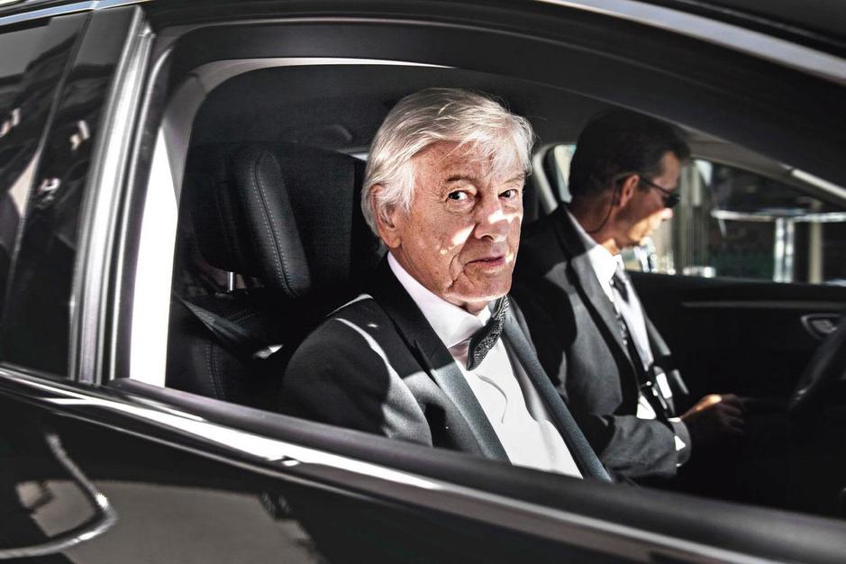 Paul Verhoeven op Cannes: 'Die blote meiden hebben me mijn Hollywoodcarrière gekost'