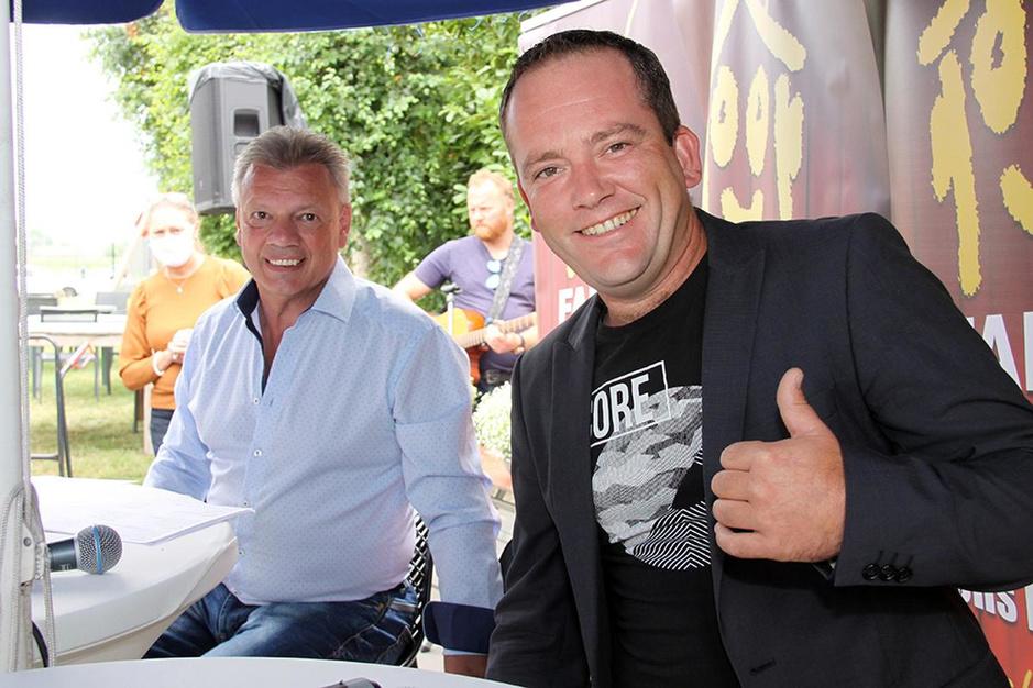 IN BEELD - Weergoden waren 'FamilyRadio Op Stap' gunstig gezind in De Kippe in Merkem