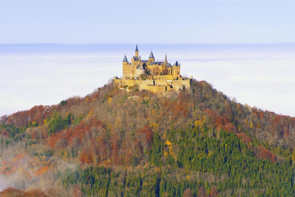 De 25 mooiste kastelen in Duitsland