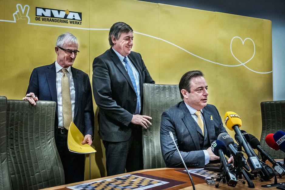 Ivan De Vadder en Jan Callebaut over de Vlaamse identiteit: 'Zes op tien is trots op Vlaanderen'