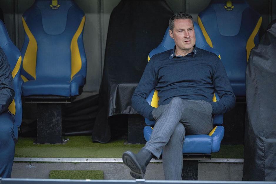 Wie is Brian Priske, de nieuwe coach van Antwerp?