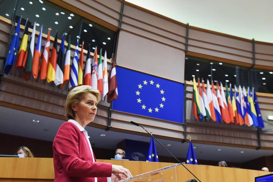 Een pakket van 2,4 biljoen euro: zo wil de EU de coronacrisis verteren (video)
