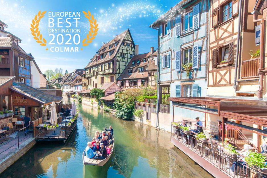 Deze plaatsen zijn verkozen tot de 'Beste Europese bestemmingen'