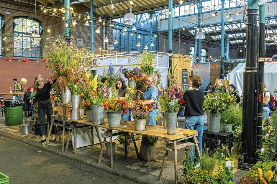 Groen Berlijn: een gids langs ecologische shops, cafés en resto's