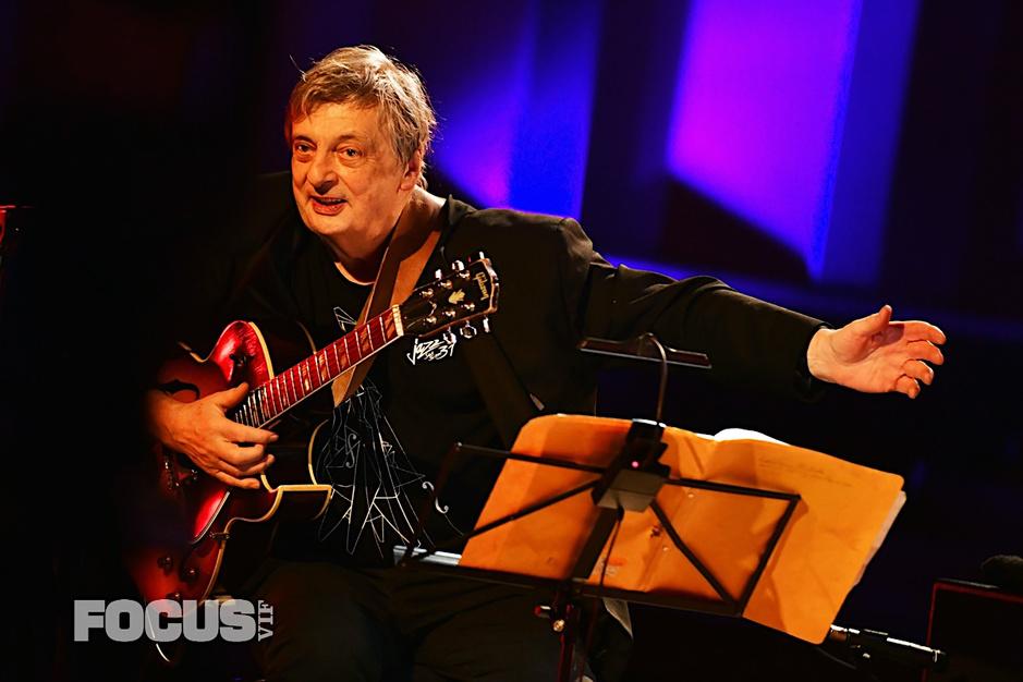 Brussels Jazz Festival, en streaming: les photos d'Étienne Tordoir