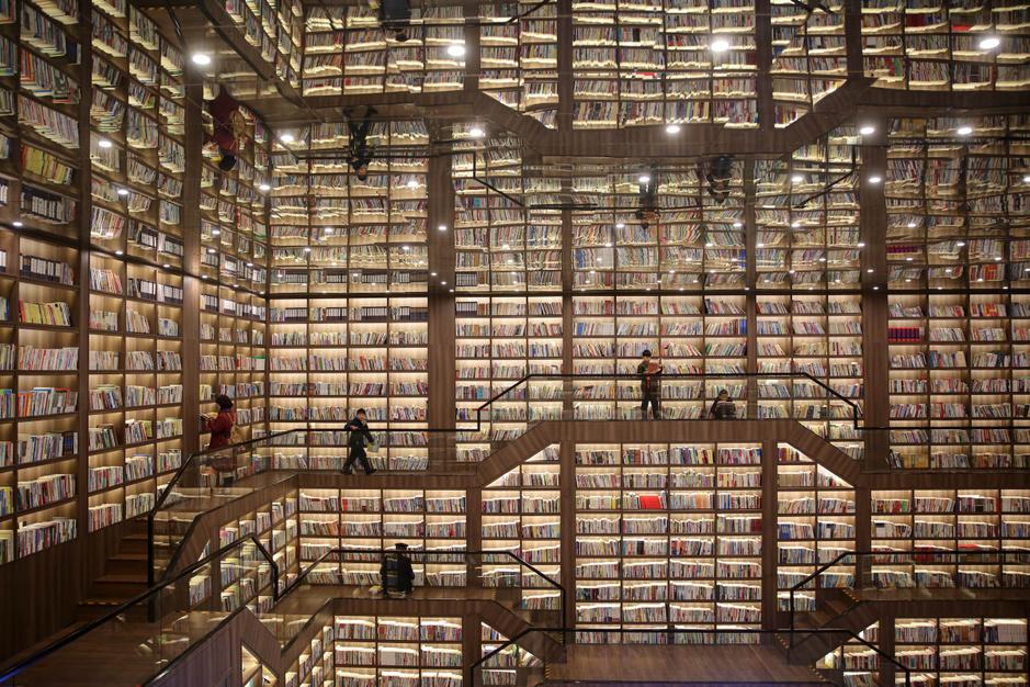 In beeld: dertig van de mooiste bibliotheken in de wereld
