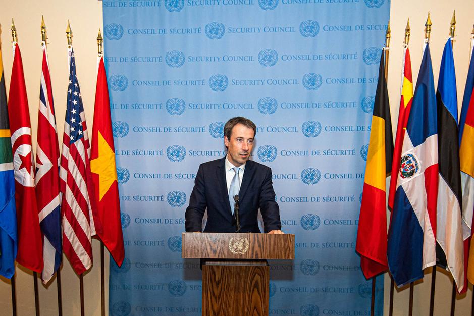 Wat doet België in de VN-Veiligheidsraad: 'Zonder internationale afspraken peuzelen de grootmachten ons op'