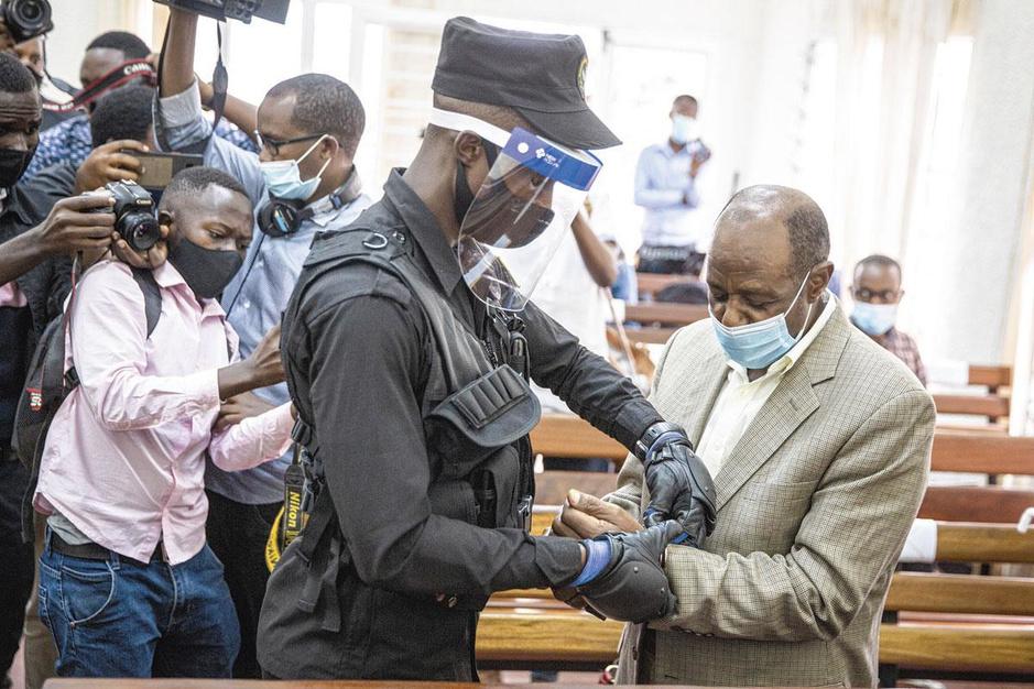 Is de held van Hotel Rwanda een terrorist? Een gesprek met zijn vrouw en kinderen
