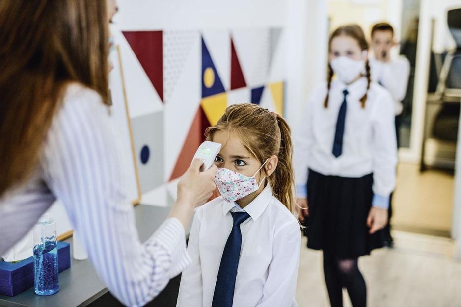 Terug naar school: hoe groot is het risico op besmettingen?