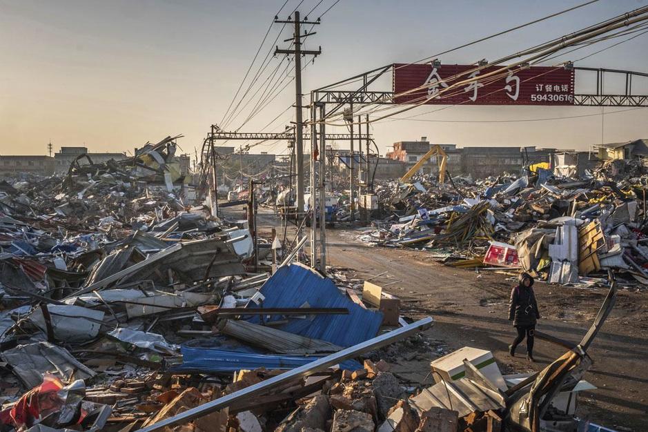 Armoede-expert Bill Bikales: 'Tijdens de lockdown verloren 100 miljoen Chinezen hun baan'