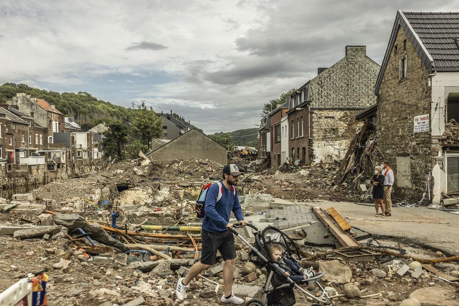 Politiek slaat modderfiguur: is België nog in staat om een natuurramp het hoofd te bieden?