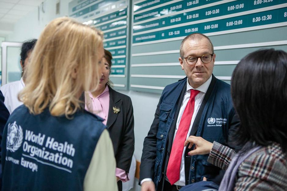 """West-Vlaming Hans Kluge, Europees directeur WHO: """"België heeft de juiste maatregelen genomen"""""""