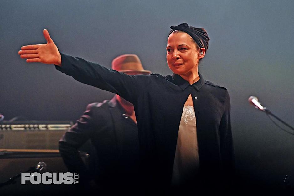 Melanie De Biasio en ouverture du Brussels Jazz Festival: les photos