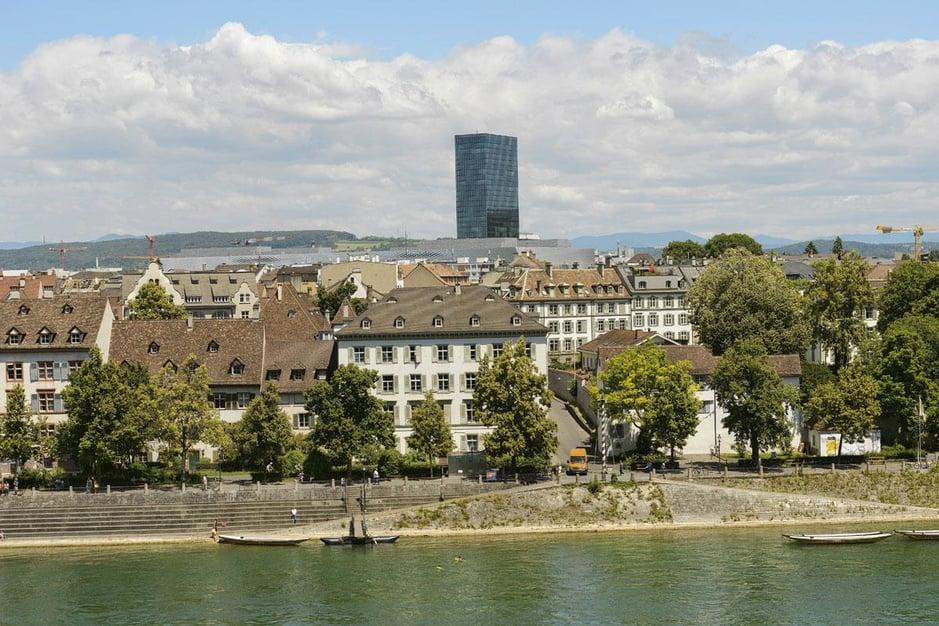 Het beste van Bazel: een kunst- en architectuurtocht en afsluiten met sachertorte