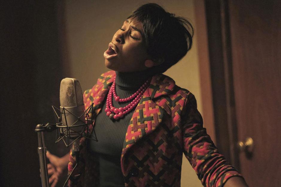 Cynthia Erivo kruipt in de kleren van de Queen of Soul: 'Eigenlijk was Aretha Franklin best verlegen'