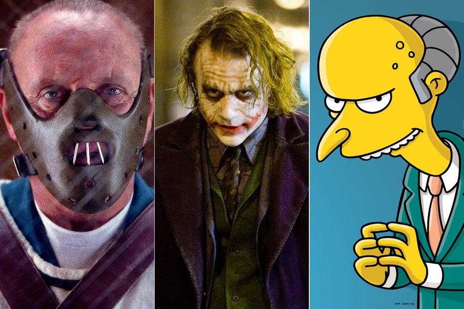 Wie is de allerslechtste? Ontdek (en huiver bij) het allergrootste booswicht uit tv en film
