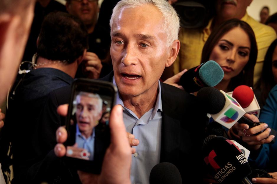 Journalist Jorge Ramos: 'Binnen tien jaar heeft Amerika een latinopresident'
