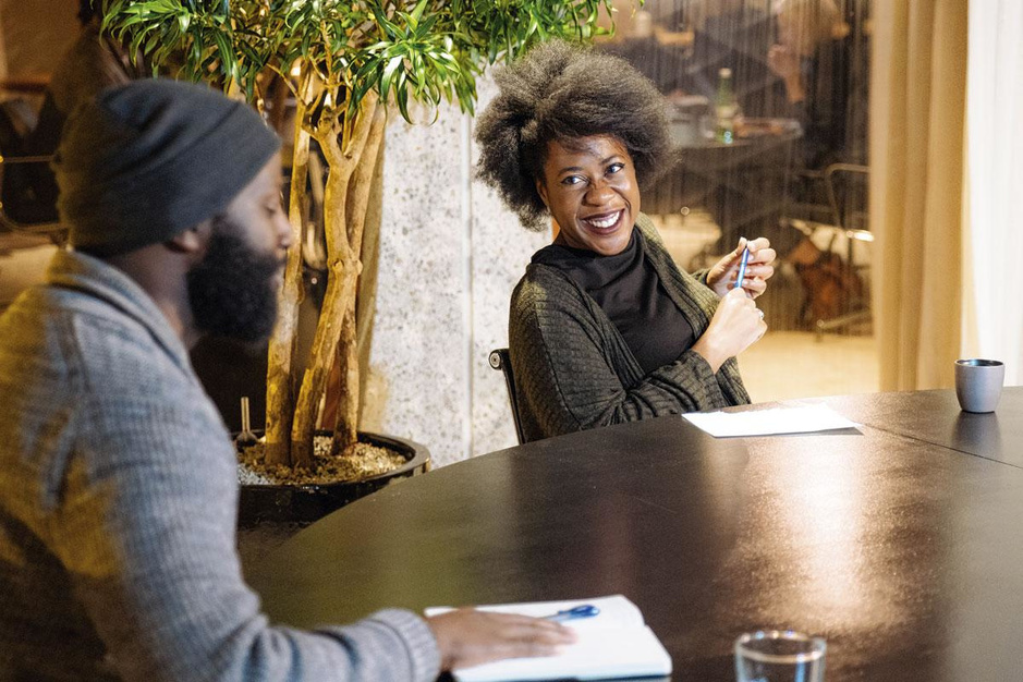 """""""Etre noirs, c'est aussi vaste que le monde"""": conversation autour du mouvement Black Lives Matters"""