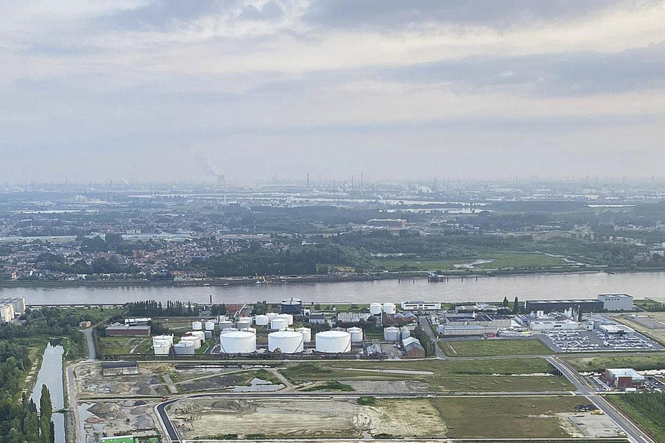 Op bezoek bij het eco-effectieve Blue Gate Antwerp: 'We willen en kunnen de lat niet lager leggen'