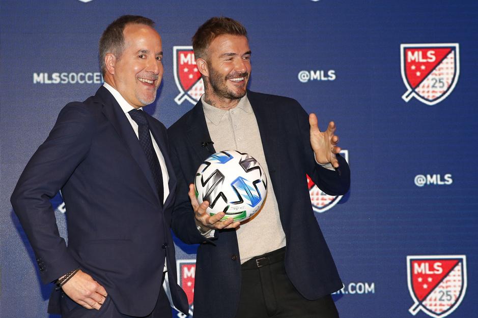 De MLS wordt 25: hoe 'soccer' ook in Amerika big business werd